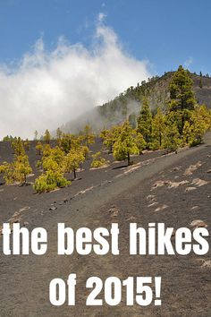 we12travel outdoor blog shares their favorite hikes of the year - from Asia to Spain and Germany to Alaska! Check it out and be inspired!