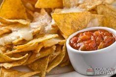 Receita de Nachos em Salgados, veja essa e outras receitas aqui!