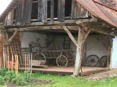 Prince Charles's Guesthouse at Viscri in Transylvania 1 /2 - YouTube