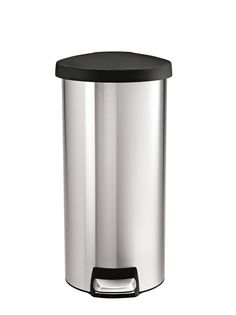 14 best simplehuman trash cans images garbage can recycling bins rh pinterest com