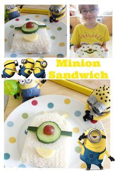 how to make a minion sandwich