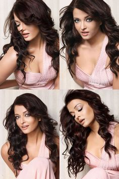 Ideas for indian bridal hair style aishwarya rai Actress Aishwarya Rai, Aishwarya Rai Bachchan, Deepika Padukone, Bollywood Actress, Bollywood Celebrities, Mangalore, Indian Bridal Hairstyles, Girl Hairstyles, Anushka Sharma