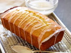 Lemon Cake recipe from Ina Garten via Food Network