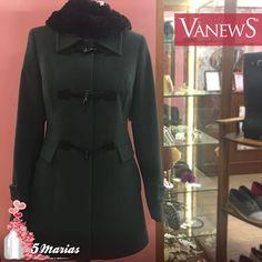 A atmosfera romântica invadiu a 5Marias e o presente perfeito para o seu amor você encontra aqui! #5Marias #Vanews #Casaco #Moda #Inverno