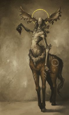 Tagged with mythical creatures; creepy old monster album Mythological Creatures, Fantasy Creatures, Mythical Creatures, Forest Creatures, Dark Fantasy, Fantasy Art, Eslava, Character Art, Character Design