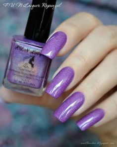nailbamboo: F.U.N Lacquer Rapunzel