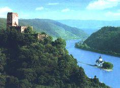 The Rhine River - Germany