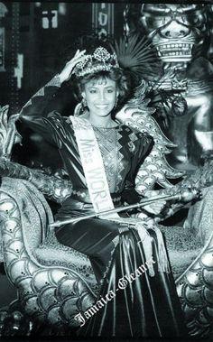 Giselle Laronde (Trinidad and Tobago) Miss World 1986