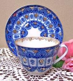 Lomonosov Russian Porcelain Teapot Tea Set Tea Cups Russian Teacups Lomonosov