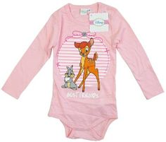 Baby Official Disney Long Sleeve Bodysuit Top Tigger Lion King Bambi from 1 to 36 Months: Amazon.co.uk: Clothing