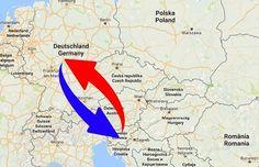 Transport Germany to Slovenia. Shipping from Slovenia to Germany.