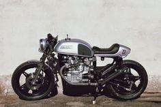 HONDA CX500 CAFE RACER - BLACKBEAN - OTTONERO