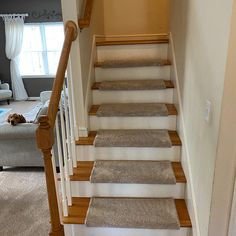 Aspen Moose or Caribou Wool True Bullnose™ Padded Carpet Stair Tread Runner Replacement Style Comfort & Safety (Sold Each) – Carpets Staircase Carpet Runner, Carpet Stair Treads, Carpet Stairs, Carpet Tiles, Carpet Manufacturers, Lag Bolts, Tile Stairs, Barn Garage, Budget