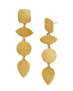 BAUBLEBAR  Ida Drop Earrings