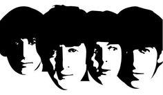 Estampa boa. Beatles
