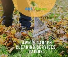 Get high-quality lawn and garden cleaning services in Cairns.