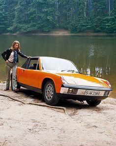 Porsche 914 #Car #Oldtimer