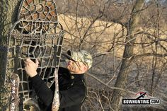 Learning where to hang your treestands and when to hunt them is one of the most important things you can do in order to become a better deer hunter.