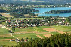 Beautiful pic of Finkenstein am Faaker See Wallpaper Baseball Field, Austria, Golf Courses, Europe, Travel, Beautiful, Wallpaper, Voyage, Wallpapers