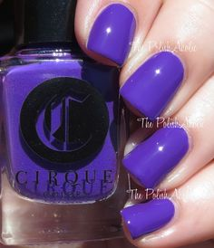 Cirque Summer 2015 Vice Collection Swatches