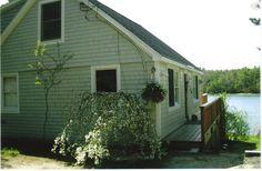 New Meadows inlet, near Brunswick, kayaking, birdwatching, deck, patio from master bedroom, dock, fishing $1200/week