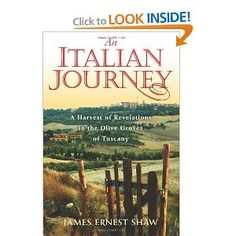 If you enjoy italian culture, food & fellowship, agriculture, and pursuing your passions give this book a whirl. And plus, my pops wrote this book!