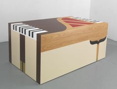 Richard #Artschwager - Piano Piano 2011