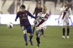 Las imágenes del Rayo Vallecano - FC Barcelona 29/04/2012 #ligabbva #fcb #fcbarcelona