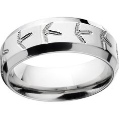 Engagement & Wedding Titanium Cross Religious Design Flat 8mm Brushed Wedding Ring Band Size 10.50 Relieving Rheumatism Bridal & Wedding Party Jewelry