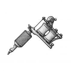 Machine Logo, Tattoo Machine, Hand Tattoos, Sleeve Tattoos, Calavera Tattoo, Skate Tattoo, Mario Tattoo, Russian Tattoo, Skate Art