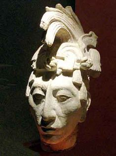 K'inich Janaab' Pakal (March 23, 603 - August 28, 683) was ruler of the Maya polity of Palenque in the Late Classic period of pre-Columbian Mesoamerican chronology. During his 68 year reign, Pakal was responsible for the construction or extension of some of Palenque's most notable surviving inscriptions and monumental architecture.