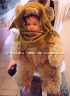 a99734106 22 best Ewok costume images | Ewok costume, Costume ideas, Diy costumes