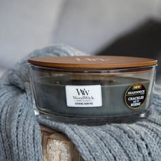 Candles are the perfect way to bring hygge into your home... Visit our Facebook page to win a WoodWick candle for you and a friend (winner must collect their prize) #candles #home #homedecor #hyggeligt #scandinavian #lifestyle #style #competition #winter #simplethings #cosy