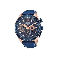 Pulsar PU2080X1 to sportowy chronograf, przeznaczony dla mężczyzn prowadzących aktywny tryb życia. Zegarek ten posiada bardzo dokładny mechanizm kwarcowy ze stoperem i datownikiem wskazującym dzień miesiąca oraz wskazanie czasu w trybie 24h.  #zegarek #zegarki #pulsar #chronograph #timetrend