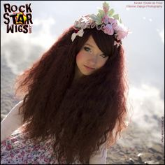 Prima Donna Collection - Chocolate Burgundy Mix - Gothic Lolita Wigs Store