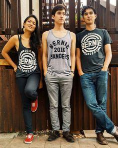 We Bern together. #BerningMan #FeelTheBern  #Bernie2016 by jayelstrom