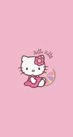 Hello Kitty - Cute and pink iPhone wallpapers @mobile9