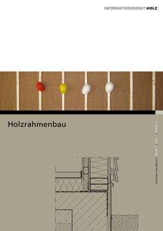 Holzrahmenbau konstruktionsdetails  Kita Bremerhaven: Holzrahmenbau mit bunter Fassade | Holzrahmenbau ...