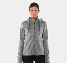 perfect for cold runs...Women's UA Storm Rally Hoody