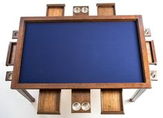 Photos | Rectangle Table | BoardGameTables.Com