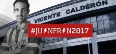 Juanfran ha renovado hasta 2017 con el equipo. Cuatro años más para disfrutar del rayo del Calderón.
