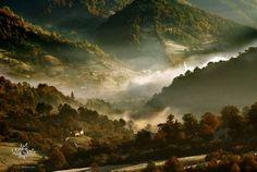 paisajes de transilvania rumania