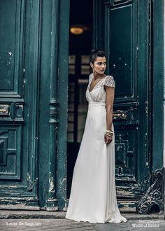 Laure De Sagazan 2016 Wedding Dress