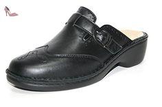 Chemin de forêt–lugina usine Chaussures GmbH 364013 - - schwarz weiss Kt8EI8m,