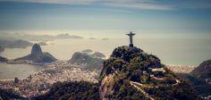 El país de la bossa-nova, la caipiriña y el carnaval tiene un atractivo que pocos países pueden igualar. #Brasil #lunademiel #honeymoon #viaje #trip #novios #boda #wedding
