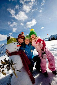Familien-Spaß in der Region Murau-Kreischberg (c) TVB Murau-Kreischberg, ikarus.cc Berg, Winter, Tourism, Families, Vacation, Winter Time, Winter Fashion
