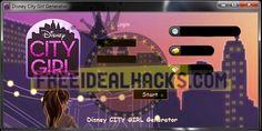 Disney City Girl Life Hack Tool Cheat Free No Survey Working Facebook Hack