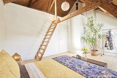 Slaapkamer gefotografeerd voor de verkoop | TobiasMedia.nl | Interieur fotografie in Amsterdam en Utrecht Decor, Furniture, Home, Kids Rugs, Loft, Loft Bed, Apartment, Bed, Estate Agent