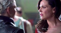 I can't help but think of how much the tables have turned. Regina is now the new savior while Emma is the new Dark One. It's beautiful to see how Emma fought to be Regina's friend and now Regina is joining the fight to save Emma. It's taken 5 seasons to build up to this point and all I want to say is that it better be good!!!