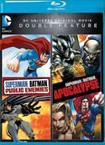 DC Universe Original Movie: Superman/Batman: Public Enemies/Superman/Batman: Apocalypse [Blu-ray], 1000596855